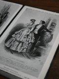 """Piece de collection""""Histoire du costume""""D"""