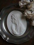 Maria en biscuit Oval