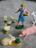 "Figurines ""La ferme"""