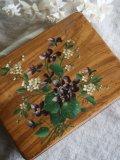 Mauchline Violettes/Petite fleurs clef