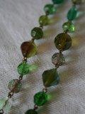 Collier Verts