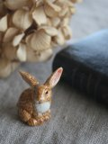 Figurine Lapin marron