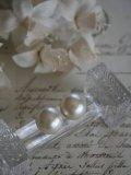 Boucles d'oreilles Grande Perle